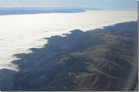 Summer Fog Season Returns In California