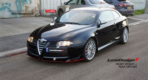 Alfa Romeo Gt Body Kit Lenzdesign Performance