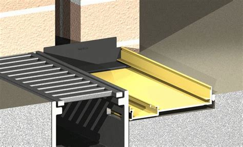 Balcony Sill by Balcony Threshold Detail Drawings Construction Details