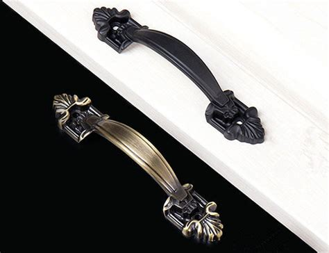 3 kitchen cabinet handles 3 75 quot 5 quot dresser pulls drawer pull handles black antique 3858