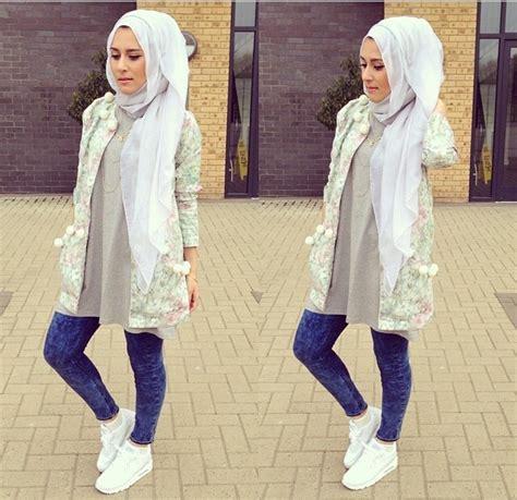 modeles de styles hijab pratiques  fashion astuces