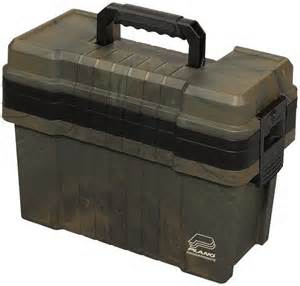 Plano Gun Cleaning Storage Box
