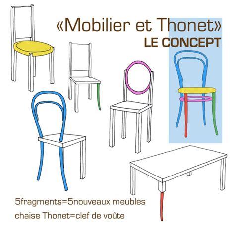 chaise n 14 hommage a la chaise thonet n 14 par persouyre