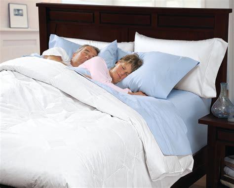 temperature regulating comforter temperature regulating comforter white duck