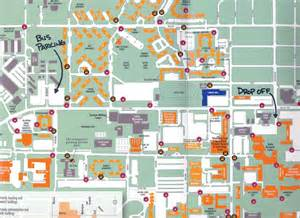 Oklahoma State University Campus Map