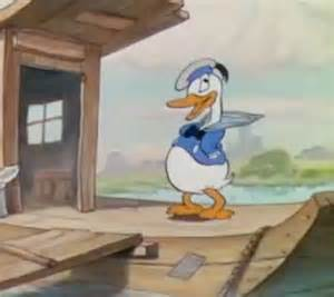 Original Donald Duck