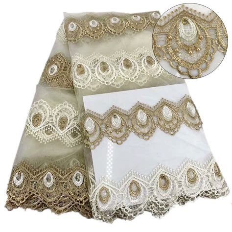 aliexpress buy high quality embroidery lace fabric cord net lace tulle