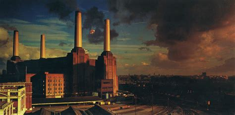 Pink Animal Wallpaper - pink floyd animals pigs album covers wallpapers