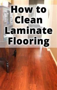 Clean laminate floors cheap simple and easy solution for How to wash laminate floors