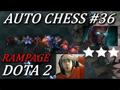 terrorblade 3 is a rage auto chess dota 2 gameplay commentary 36 youtube