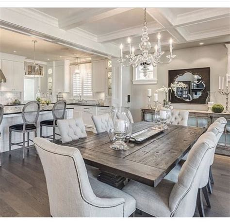 dining room and kitchen combined ideas best 20 kitchen dining combo ideas on pinterest