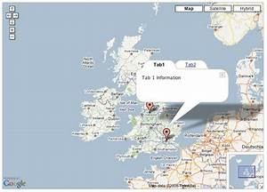 Working With The Google Maps Api
