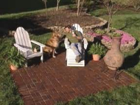 Create Brick Patio To Diy Brick Patio Designs For Your Garden