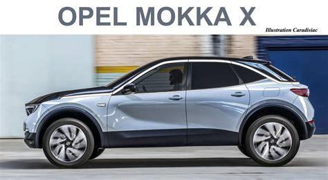 opel mokka 2020 20 new der neue opel mokka x 2020 shoot car price 2020