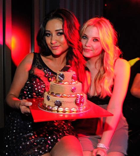 A Pretty Little Peek at Ashley Benson and Shay Mitchell's ...