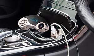 Comparatif Kit Bluetooth Voiture : kit mains libres voiture transmetteur musique groupon ~ Medecine-chirurgie-esthetiques.com Avis de Voitures