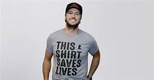 Luke Bryan, Maren Morris Lead St. Jude's T-Shirt Campaign ...