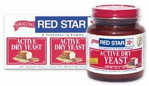 Red Star Yeast Chart Red Star Active Dry Yeast Red Star Yeast