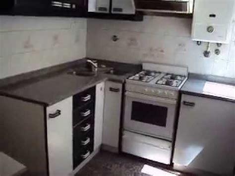 depto  ambientes cocina abierta al living dormitorio