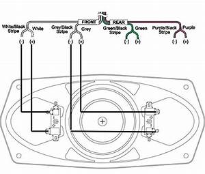 Infinity Dual Voice Coil Wiring Diagram
