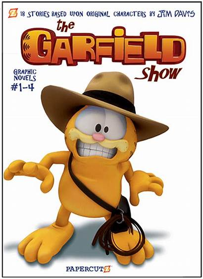 Garfield Box Vols Characters Cartoon Books Vol