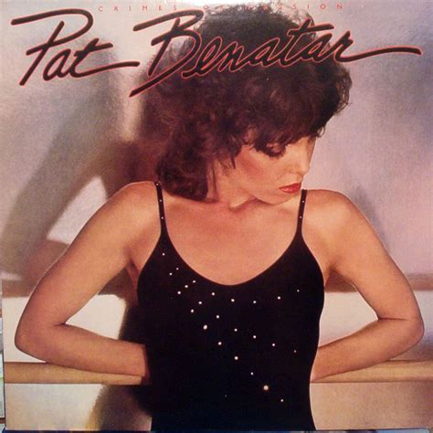 pat benatar in the heat of the album search my youth