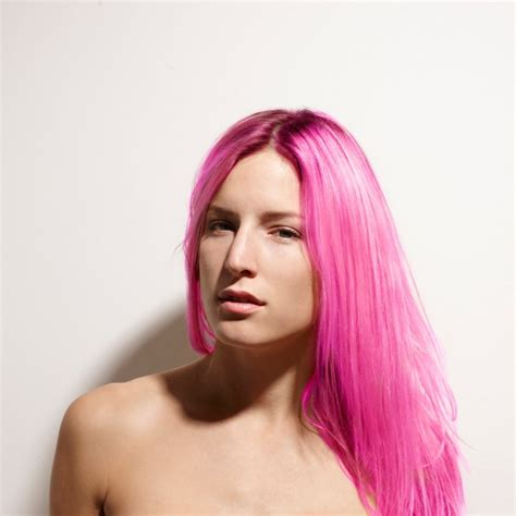 Renbow Crazy Colour Semi Permanent Hair Dye Pinkissimo