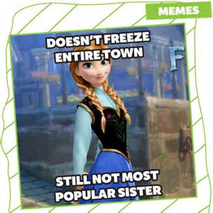 Frozen Movie Memes Funny