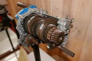 My Manual Transmission Makes A Gear