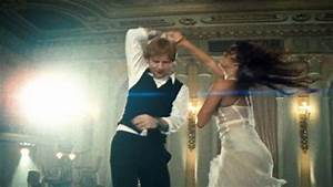 Watch Ed Sheeran Dance Beautifully in New 'Thinking Out ...
