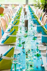 13 decorations de tables de mariage With association de couleurs avec le bleu 9 decoration de table ete table fete mariage et