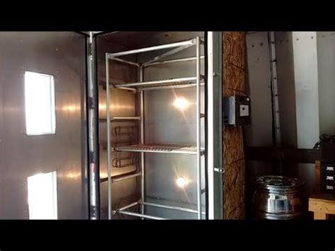 powder coating oven rack part  diy homemade   build