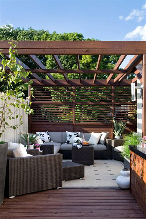 outdoor living dreamy pergola ideas   deck