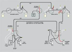 Wiring Diagram For 3 Way Switch With 4 Lights