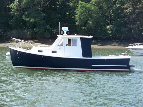 Lobster Boat Engines by Sisu Lobster Boat 1983 For Sale For 23 500 Boats From