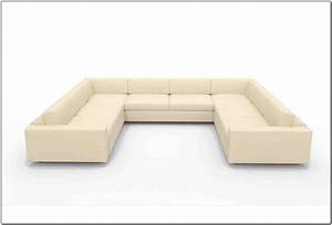 Small u shaped sectional sofa home furniture design for Small sectional sofa used