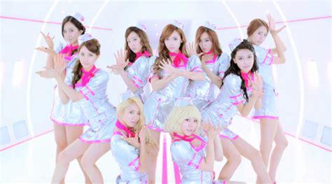 girls generation releases mv   japanese single