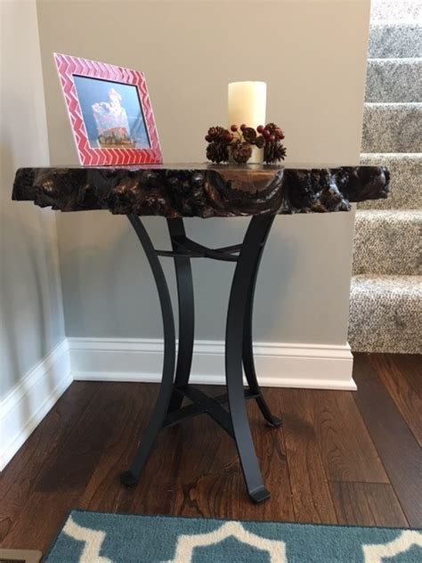 ohiowoodlands  table base steel accent table legs
