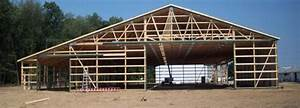 Building A Pole Barn Site Prep Considerations