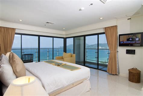 beds condo seaview  patong