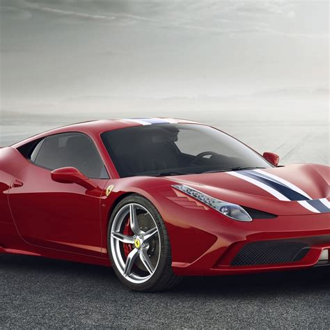 2014 Red Ferrari Speciale 458 Italy 4k Ultra Hd Wallpaper