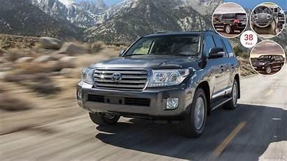 Cruiser Land Toyota Wald Wallpapers Thumbnail