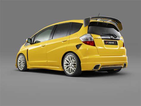 Honda Jazz Car by Best Car Wallpaper Honda Jazz Yellow Special