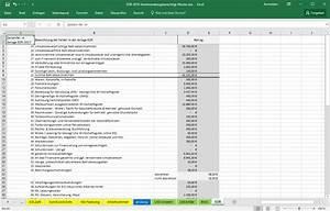 Vorlage Rechnung Excel : excel vorlage einnahmen berschussrechnung e r pierre tunger ~ Themetempest.com Abrechnung