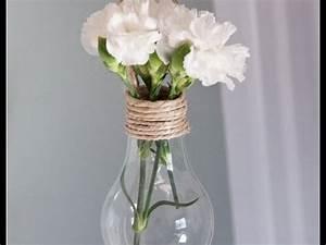 Vasen Selber Machen : vase selber machen vase dekorieren youtube ~ Lizthompson.info Haus und Dekorationen