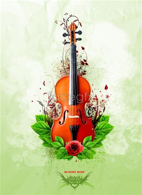 cello templates psd creative fancy pattern
