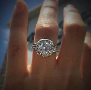 25 best ideas about popular engagement rings on pinterest With wedding rings pinterest