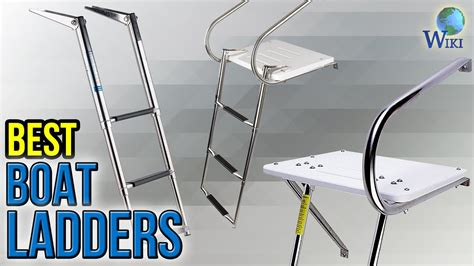 Boat Ladder Extension by 9 Best Boat Ladders 2017