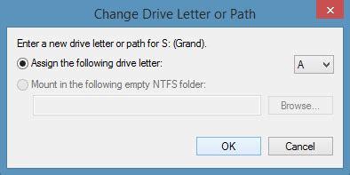 how to change drive letter letras de unidade n 227 o atribuem aleatoriamente mais 33793