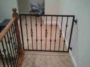 steel baby gate   baby gates pet gates  stairs